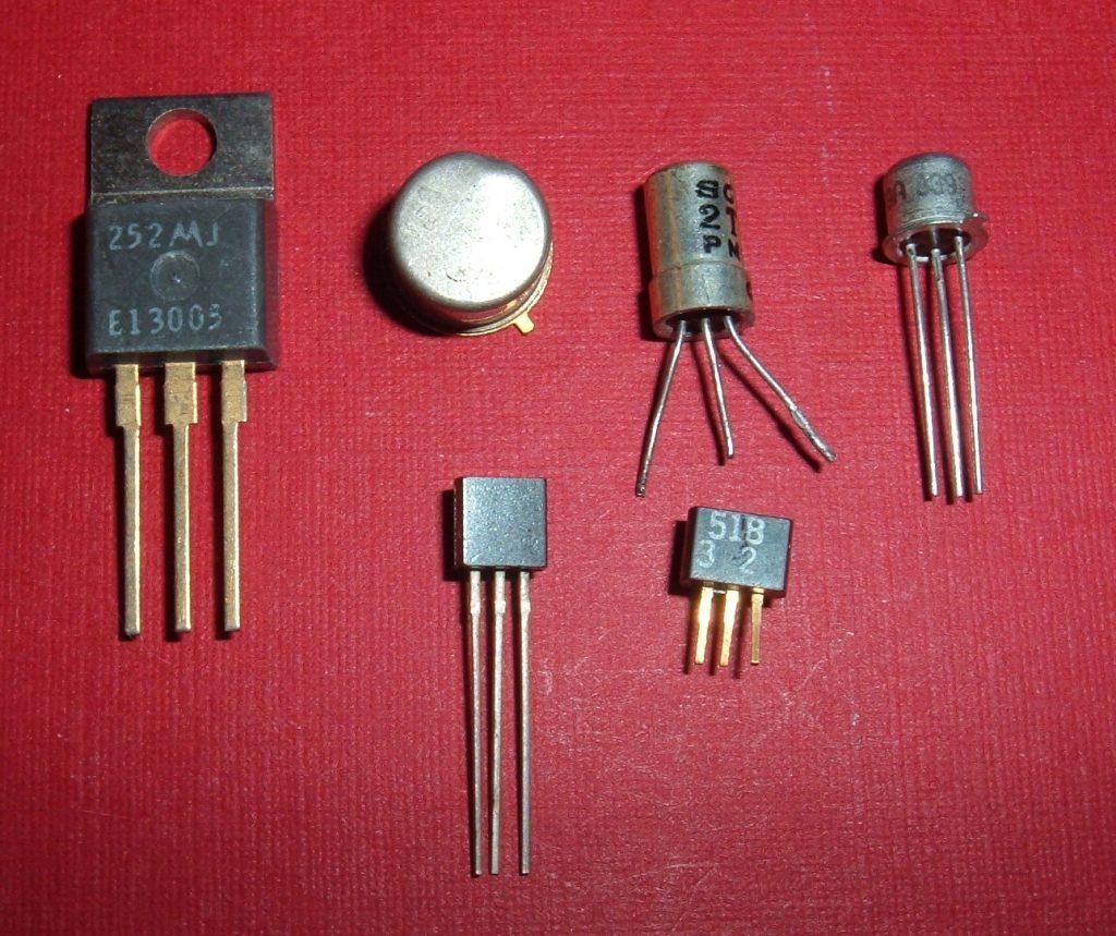 Принцип работы и устройство транзистора